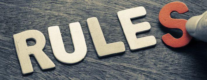 シグナル配信の勝率検証のルール