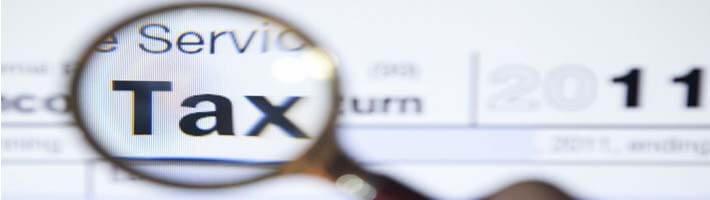 バイナリーオプションの税金事情