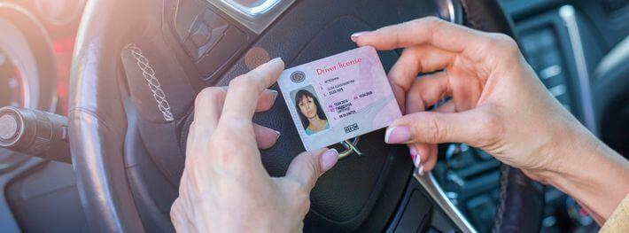 顔写真付きの身分証明書