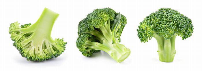 フラクタル構造の野菜