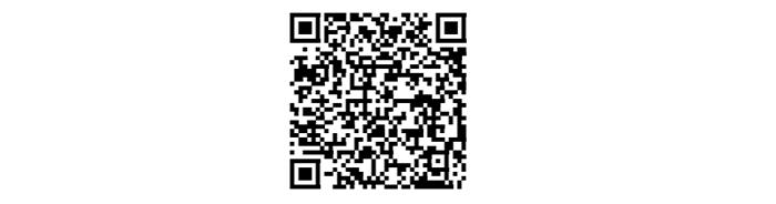 スマホアプリのQRコード